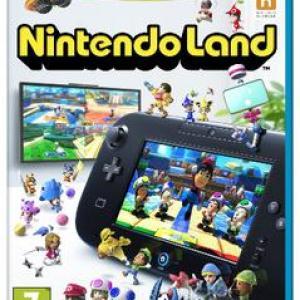 Wii U: Nintendo Land (käytetty)