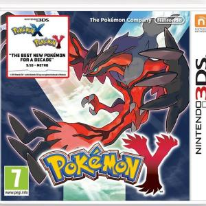 3DS: Pokemon Y