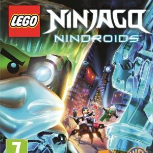 Vita: Lego Ninjago Nindroids