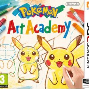 3DS: Pokemon Art Academy