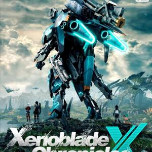 Wii U: Xenoblade Chronicles X (käytetty)