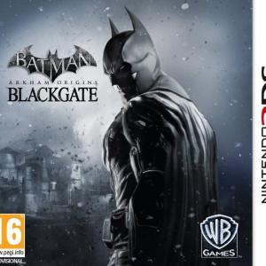 3DS: Batman Arkham Origins Blackgate