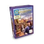 Carcassonne Kreivi ja Kuningas (5. lisäosa)