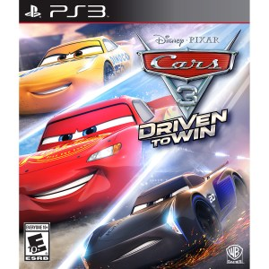 PS3: Cars 3 Driven to Win
