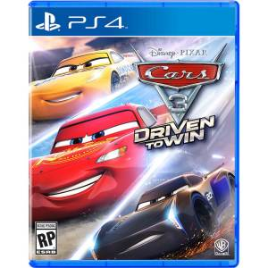 PS4: Cars 3 Driven to Win