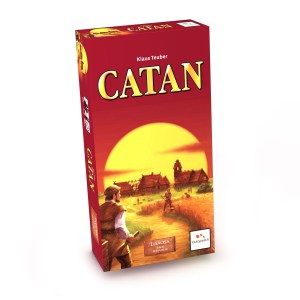 Catan - peruspeli, 5-6 lisäosa