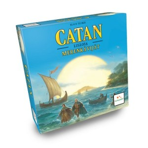 Catan - Merenkävijät