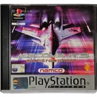 PS1: Acecombat 3 Platinum (Boxed) (käytetty)