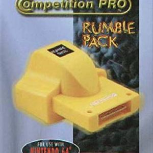 Retro: Competition Pro Rumble Pack (N64) (käytetty)
