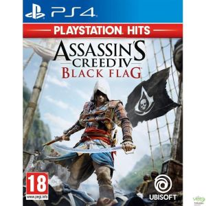 PS4: Assassin´s Creed IV Black Flag  (PlayStation Hits)