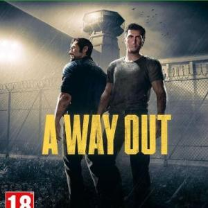 Xbox One: Xbox One: A Way Out () (latauskoodi)