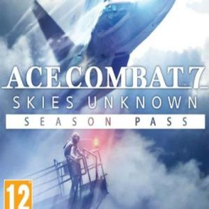 PC: Ace Combat 7: Skies Unknown - Season Pass (DLC) (latauskoodi)