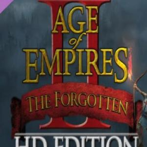 PC: Age of Empires II HD - The Forgotten (DLC) (latauskoodi)