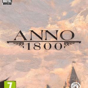 PC: Anno 1800 (latauskoodi)