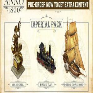 Anno 1800 - The Imperial Pack (DLC) (latauskoodi)