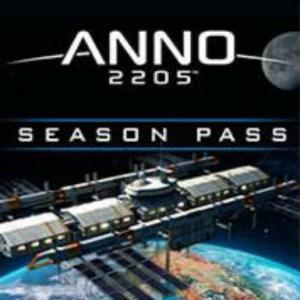 Anno 2205 - Season Pass (DLC) (latauskoodi)