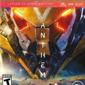 Xbox One: Xbox One: Anthem - Legion of Dawn Edition () (latauskoodi)
