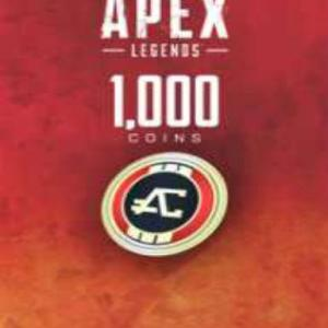 PC: Apex Legends™ - 1000 Apex Coins (latauskoodi)
