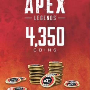 Apex Legends™ - 4350 Apex Coins (latauskoodi)