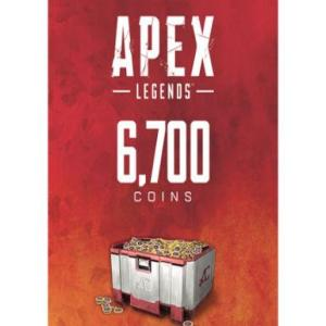 PC: Apex Legends™ - 6700 Apex Coins (latauskoodi)