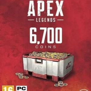 Apex Legends 6700 Apex Coins (UK PSN) (latauskoodi)