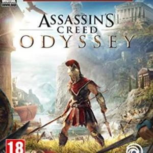 Assassin's Creed Odyssey (Deluxe) (latauskoodi)