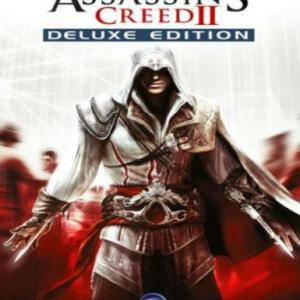 PC: Assassins Creed II (Deluxe Edition) (latauskoodi)