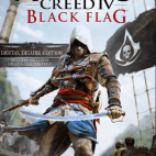 PC: Assassins Creed IV: Black Flag (Deluxe Edition) (latauskoodi)