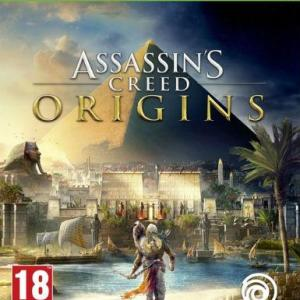 Xbox One: Xbox One: Assassins Creed: Origins (latauskoodi)
