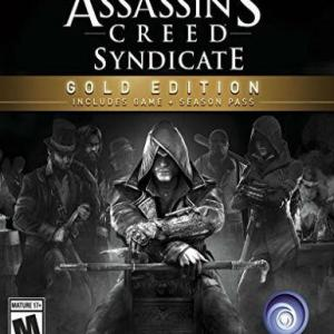 PC: Assassins Creed: Syndicate (Gold Edition) (latauskoodi)