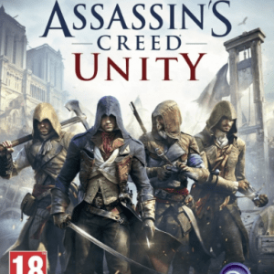 Assassins Creed: Unity (latauskoodi)