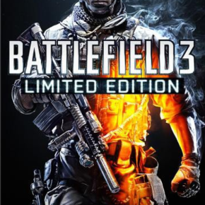PC: Battlefield 3 (Limited Edition sis. Back to Karkand) (latauskoodi)