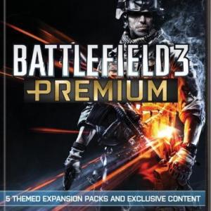 Battlefield 3 Premium Pack (latauskoodi)