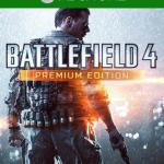 Xbox One: Xbox One: Battlefield 4 Premium Edition () (latauskoodi)