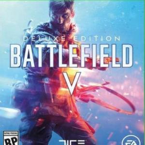 Xbox One: Xbox One: Battlefield 5 Deluxe Edition (latauskoodi)