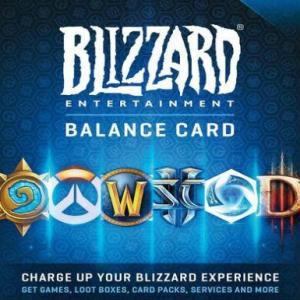 Battle.net 20$ Gift Card (latauskoodi)