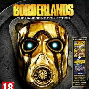 Xbox One: Xbox One: Borderlands: The Handsome Collection () (latauskoodi)
