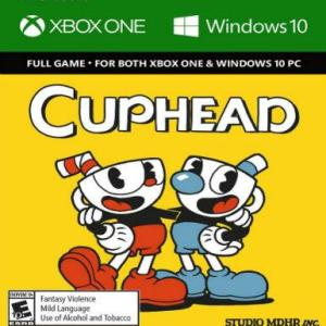 Xbox One: Xbox One: Cuphead / Windows 10 (latauskoodi)