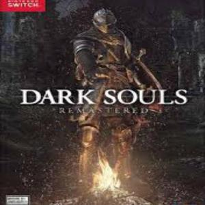 Dark Souls: Remastered (Switch) (latauskoodi)
