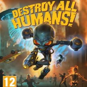 Destroy All Humans! (latauskoodi)