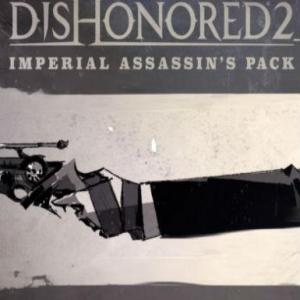 PC: Dishonored 2 - Imperial Assassins (DLC) (latauskoodi)