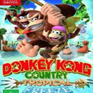 Donkey Kong Country: Tropical Freeze (latauskoodi)