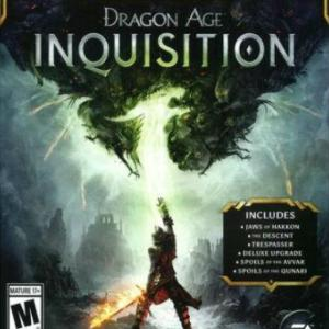 PC: Dragon Age 3: Inquisition (GOTY) (latauskoodi)