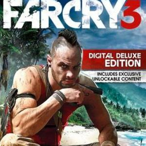 PC: Far Cry 3 (Deluxe Edition) (latauskoodi)