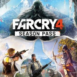 PC: Far Cry 4 - Season Pass (DLC) (latauskoodi)