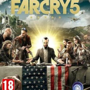 PC: Far Cry 5 (Gold Edition) (latauskoodi)