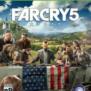 Xbox One: Xbox One: Far Cry 5 () (latauskoodi)