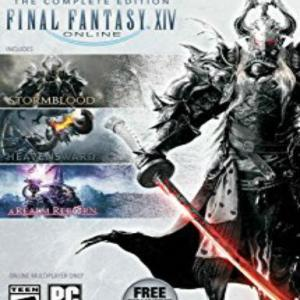 PC: Final Fantasy XIV (Complete Edition) (latauskoodi)