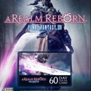 PC: Final Fantasy XIV: A Realm Reborn 60-day time card (latauskoodi)