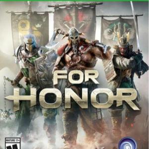 Xbox One: Xbox One: For Honor () (latauskoodi)